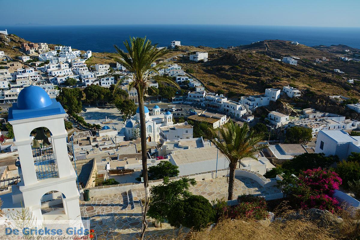 foto Chora Ios - Eiland Ios - Cycladen Griekenland foto 115