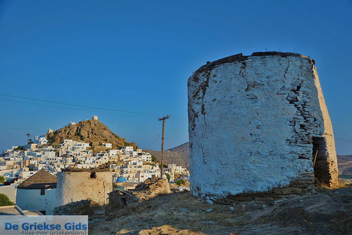 foto Chora Ios - Eiland Ios - Cycladen Griekenland foto 134
