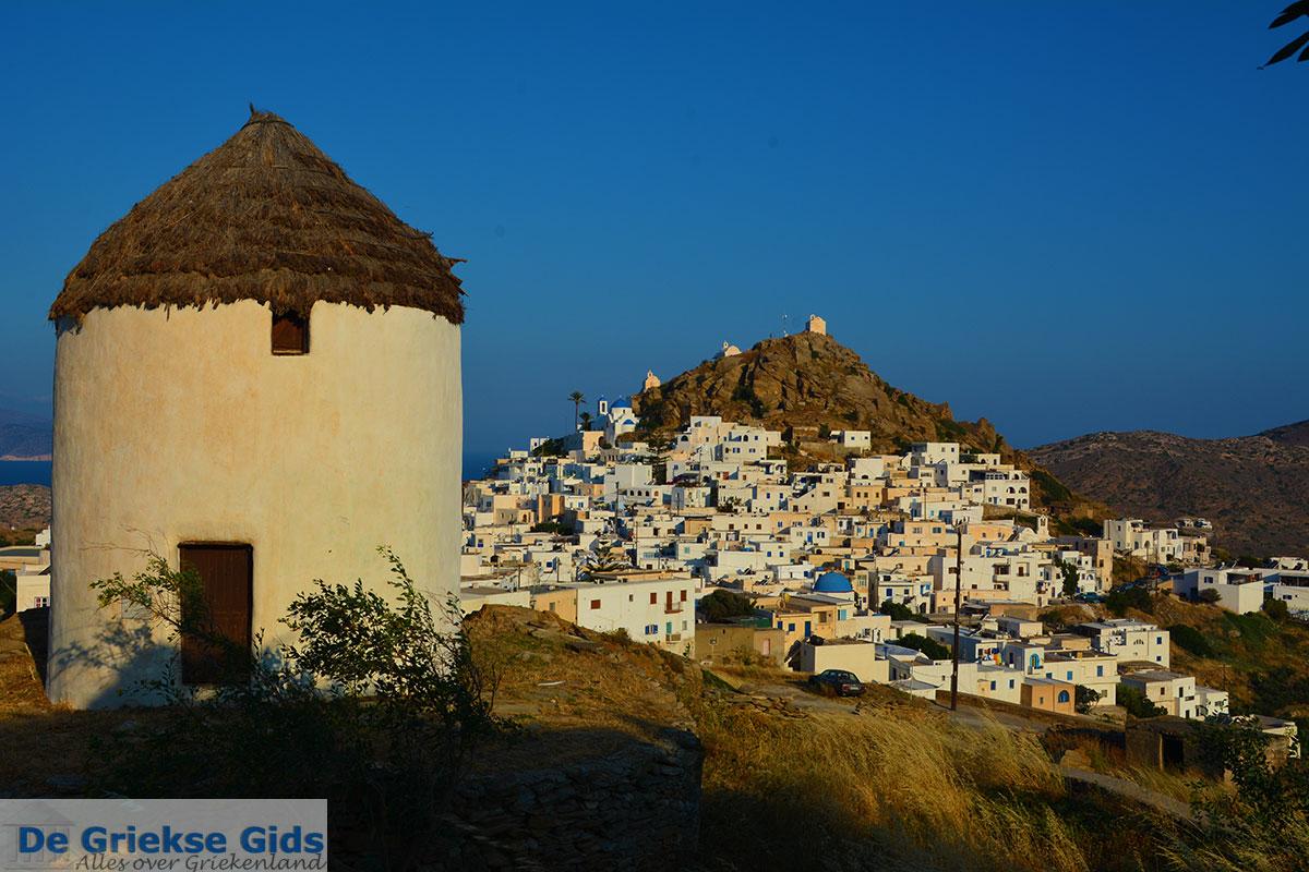foto Chora Ios - Eiland Ios - Cycladen Griekenland foto 138