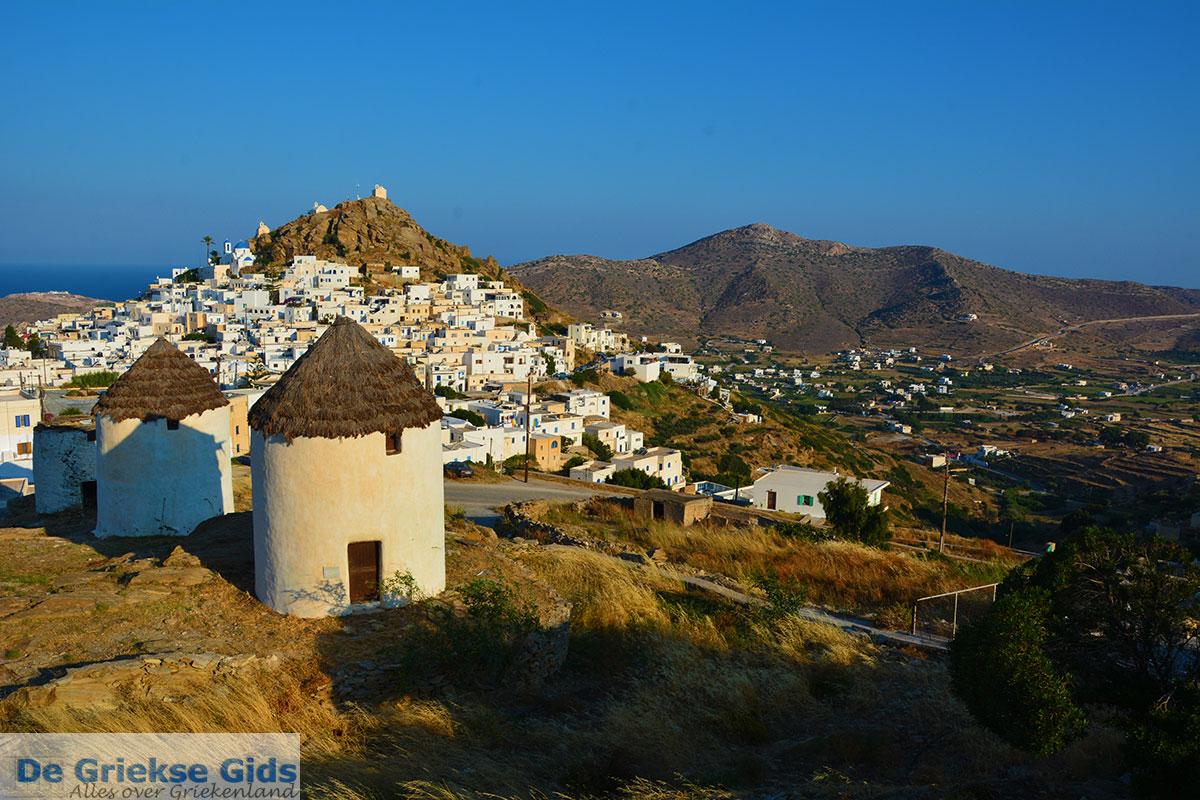foto Chora Ios - Eiland Ios - Cycladen Griekenland foto 143
