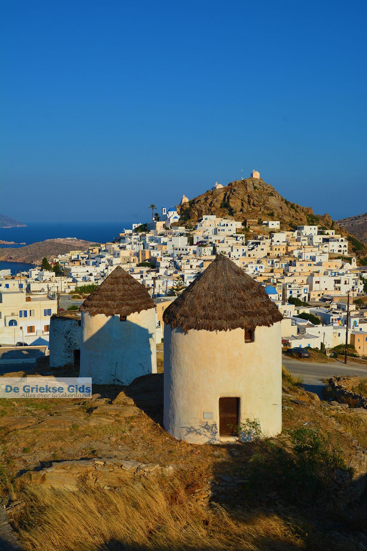 foto Chora Ios - Eiland Ios - Cycladen Griekenland foto 146