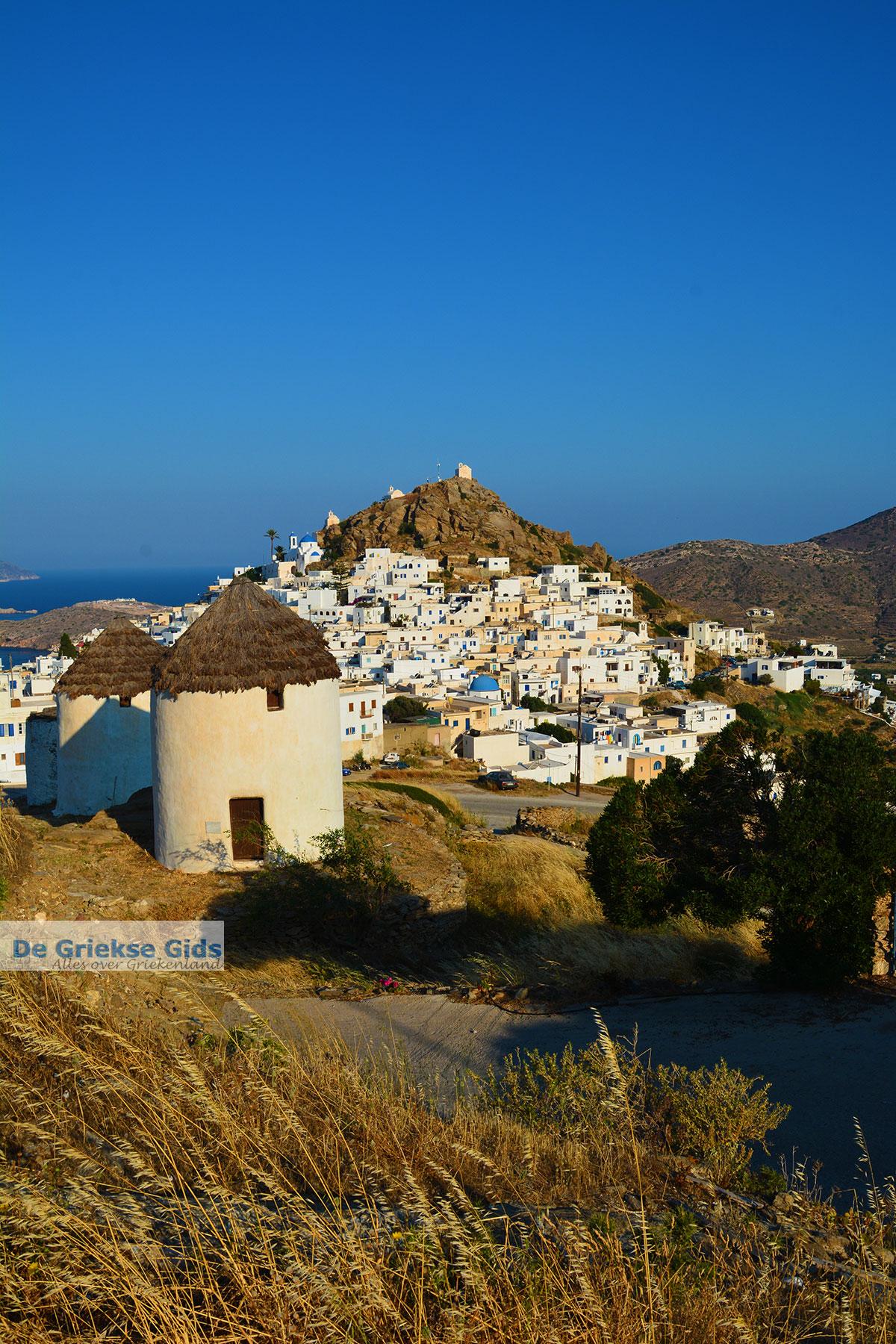 foto Chora Ios - Eiland Ios - Cycladen Griekenland foto 149