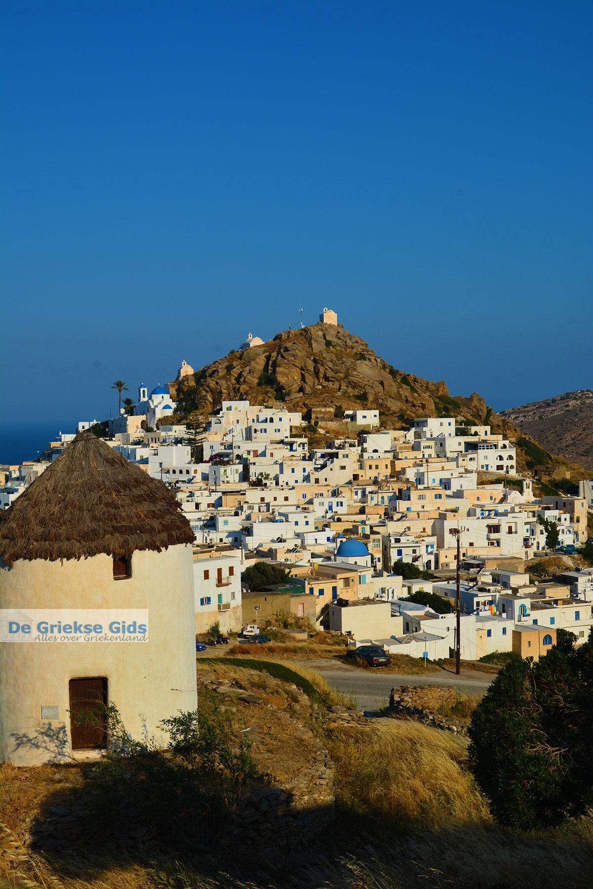 foto Chora Ios - Eiland Ios - Cycladen Griekenland foto 150