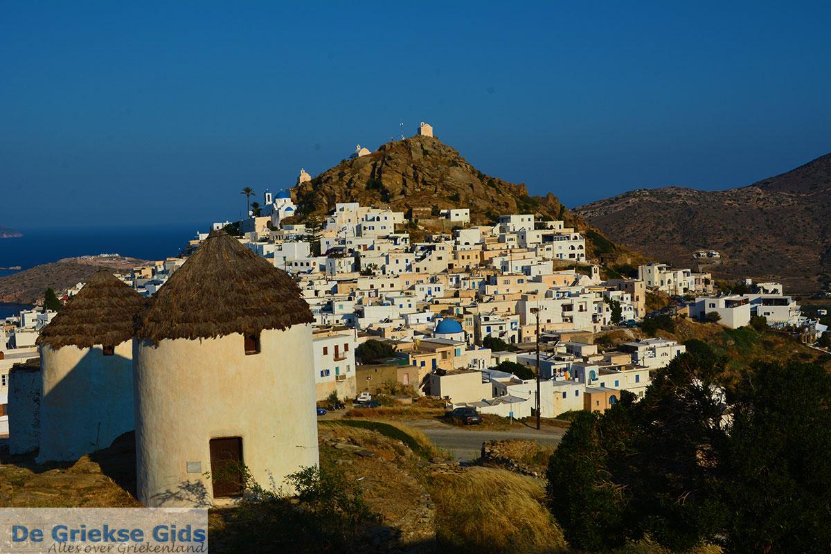 foto Chora Ios - Eiland Ios - Cycladen Griekenland foto 151