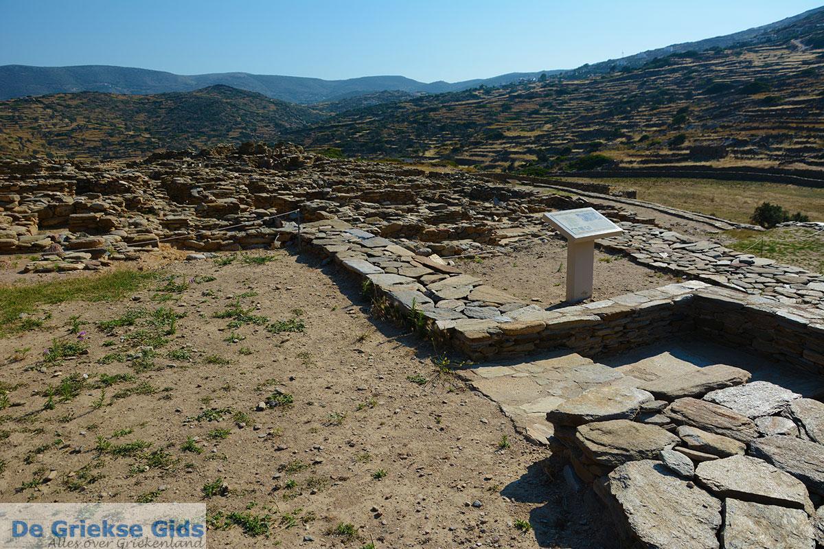 foto Skarkos Chora Ios - Eiland Ios - Cycladen Griekenland foto 174