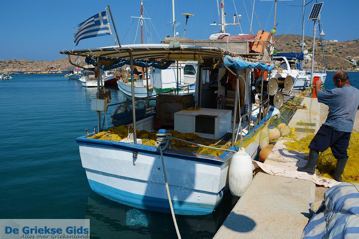 foto Gialos Ios - Eiland Ios - Cycladen Griekenland foto 198