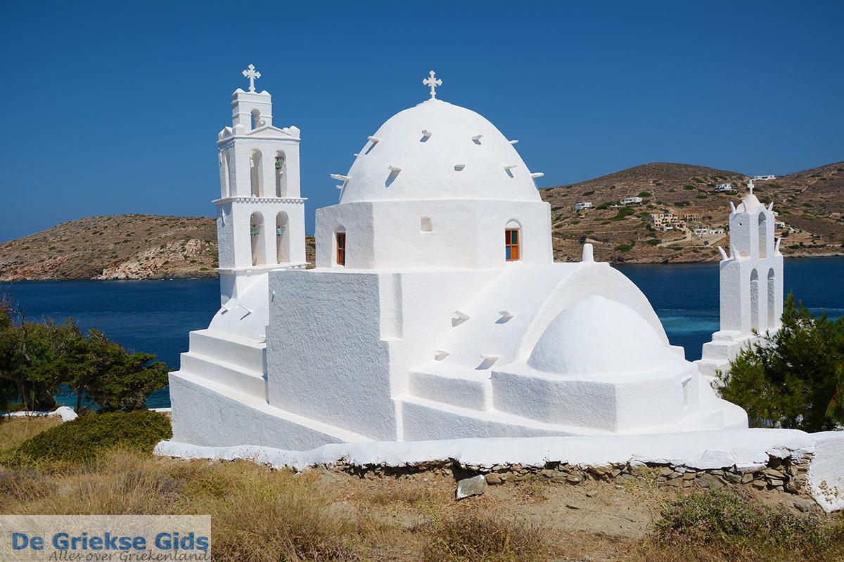 foto Gialos Ios - Eiland Ios - Cycladen Griekenland foto 204