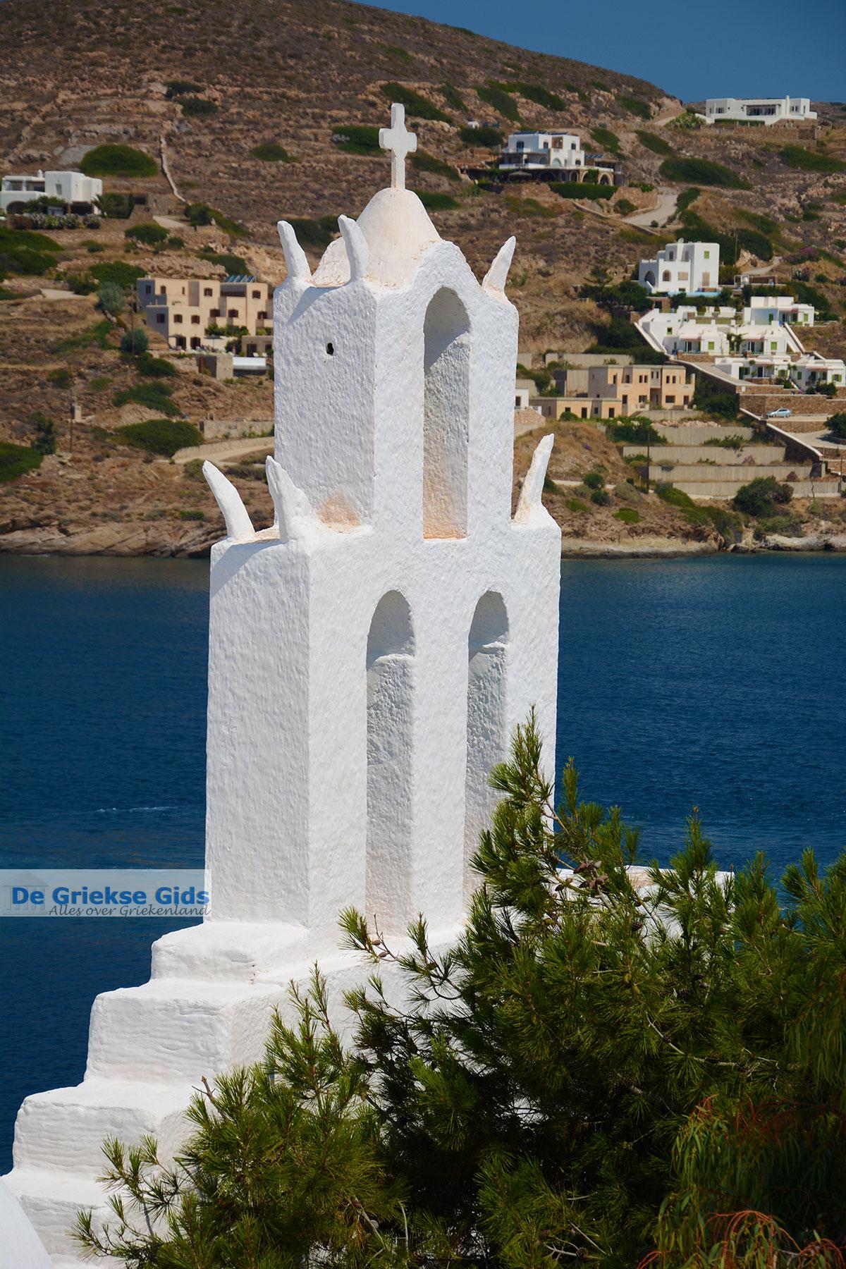 foto Gialos Ios - Eiland Ios - Cycladen Griekenland foto 206