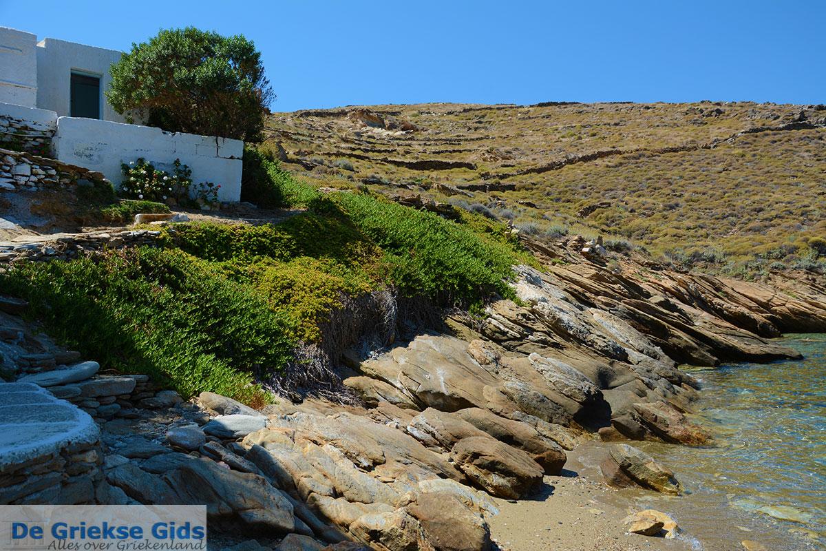 foto Valmas strand bij Gialos Ios - Eiland Ios - Cycladen foto 214