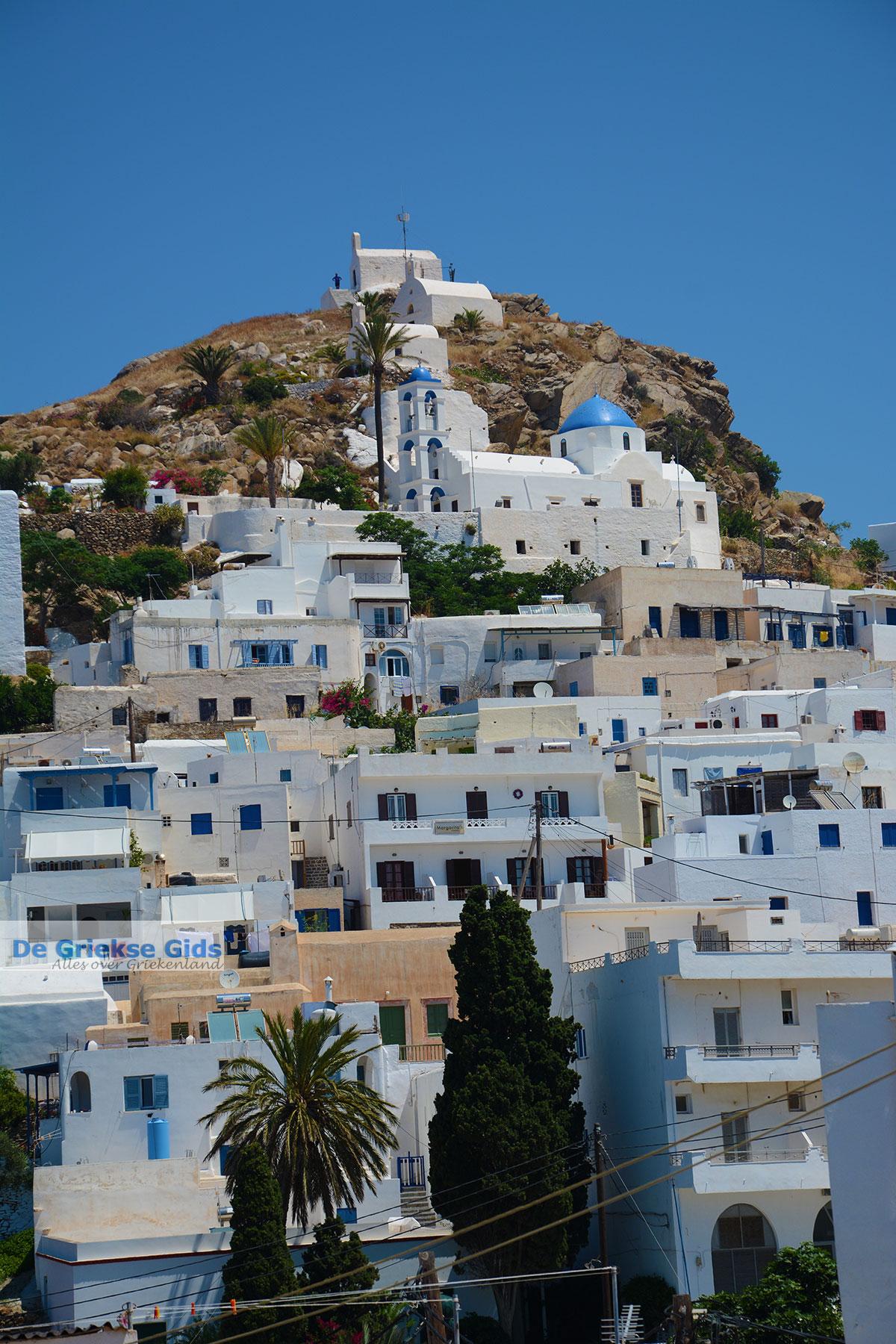 foto Chora Ios - Eiland Ios - Cycladen Griekenland foto 237