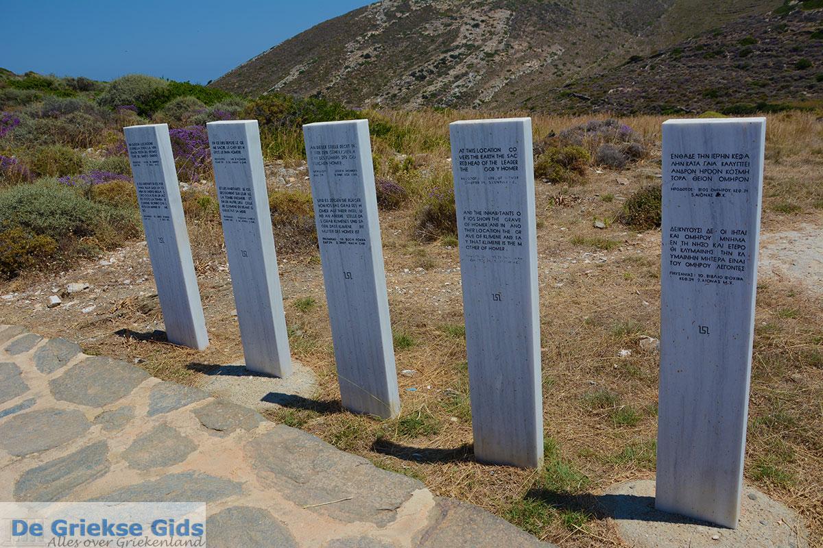foto Plakotos Ios - Eiland Ios - Cycladen Griekenland foto 246
