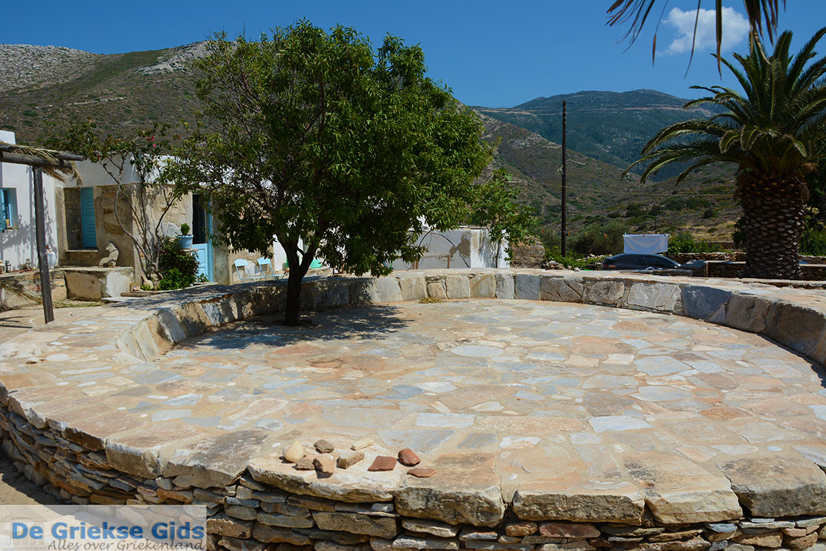 foto Agia Theodoti Ios - Eiland Ios - Cycladen Griekenland foto 282