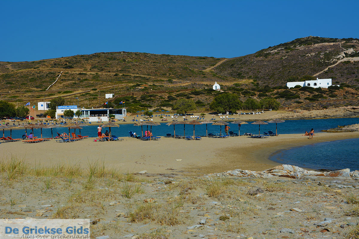foto Manganari Ios - Eiland Ios - Cycladen Griekenland foto 365