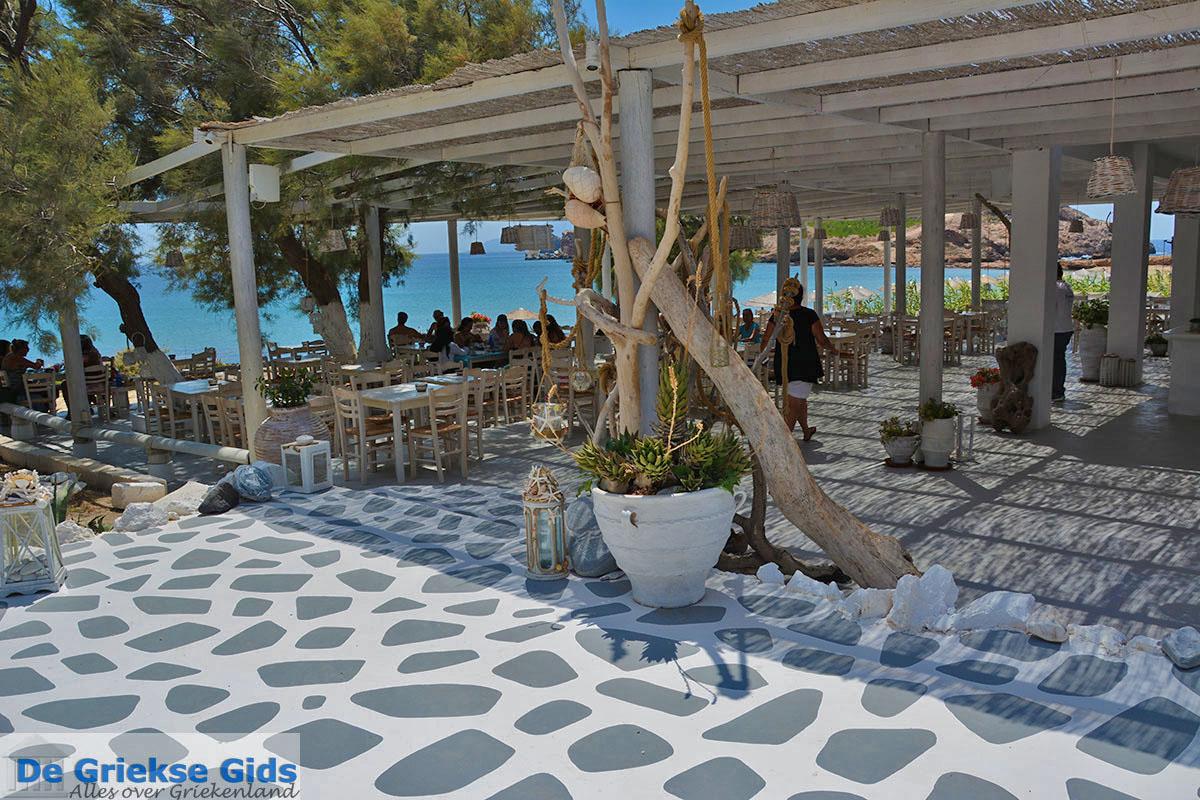 foto Koumbara Beach bar Chora Ios - Eiland Ios - Cycladen foto 407