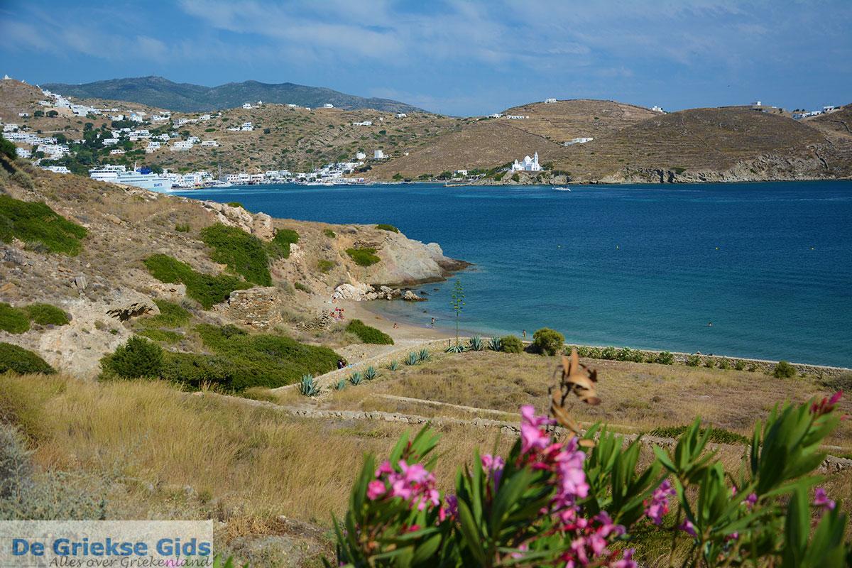 foto Tzamaria beach Chora Ios - Eiland Ios - Cycladen Griekenland foto 442