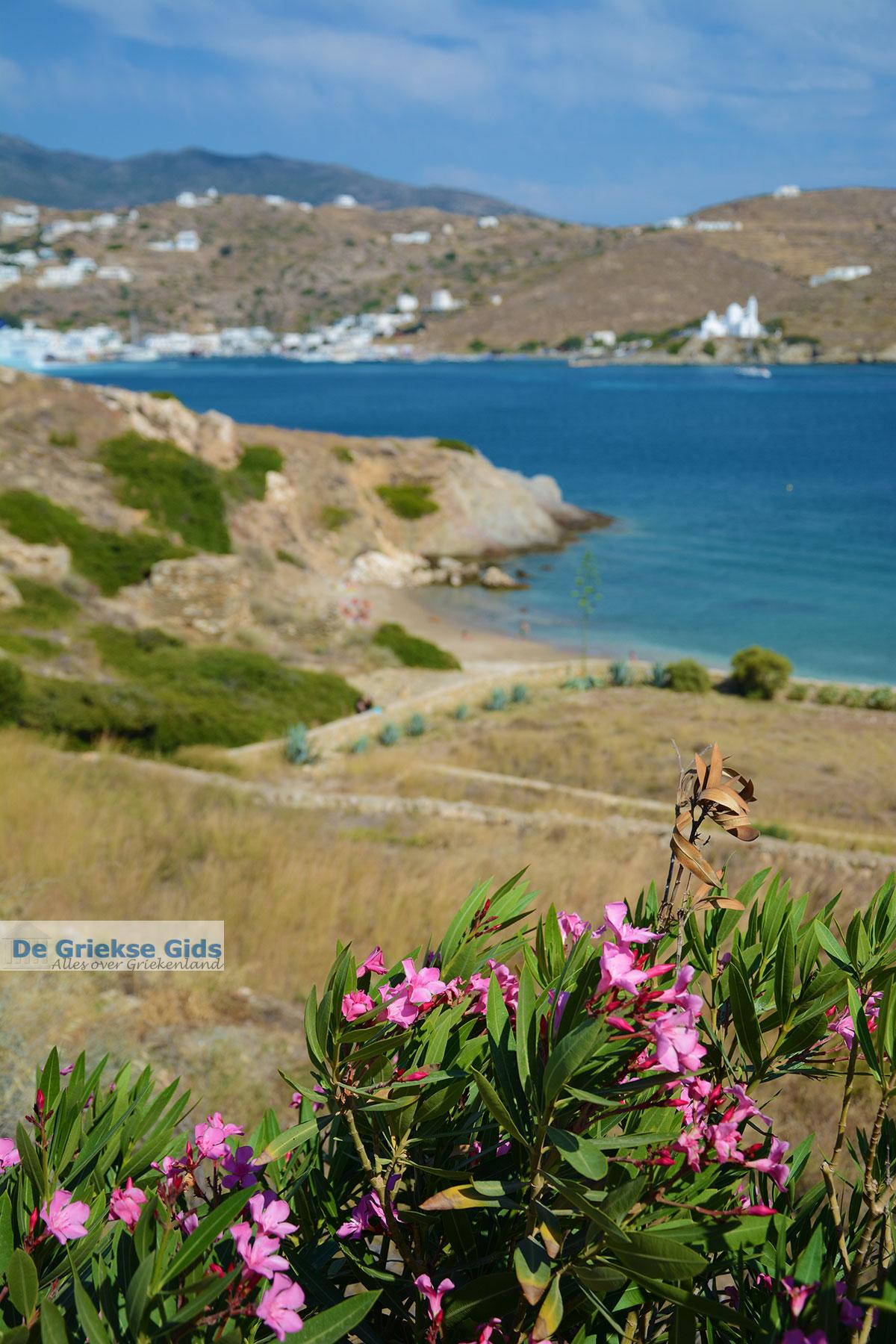 foto Tzamaria beach Chora Ios - Eiland Ios - Cycladen Griekenland foto 443
