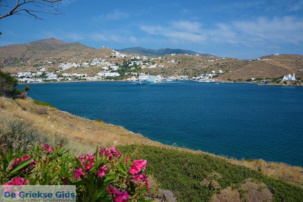 foto Tzamaria beach Chora Ios - Eiland Ios - Cycladen Griekenland foto 445