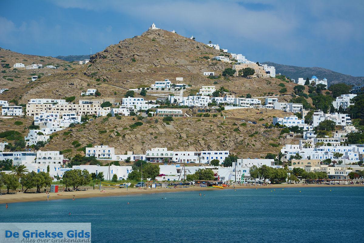 foto Gialos Chora Ios - Eiland Ios - Cycladen Griekenland foto 451