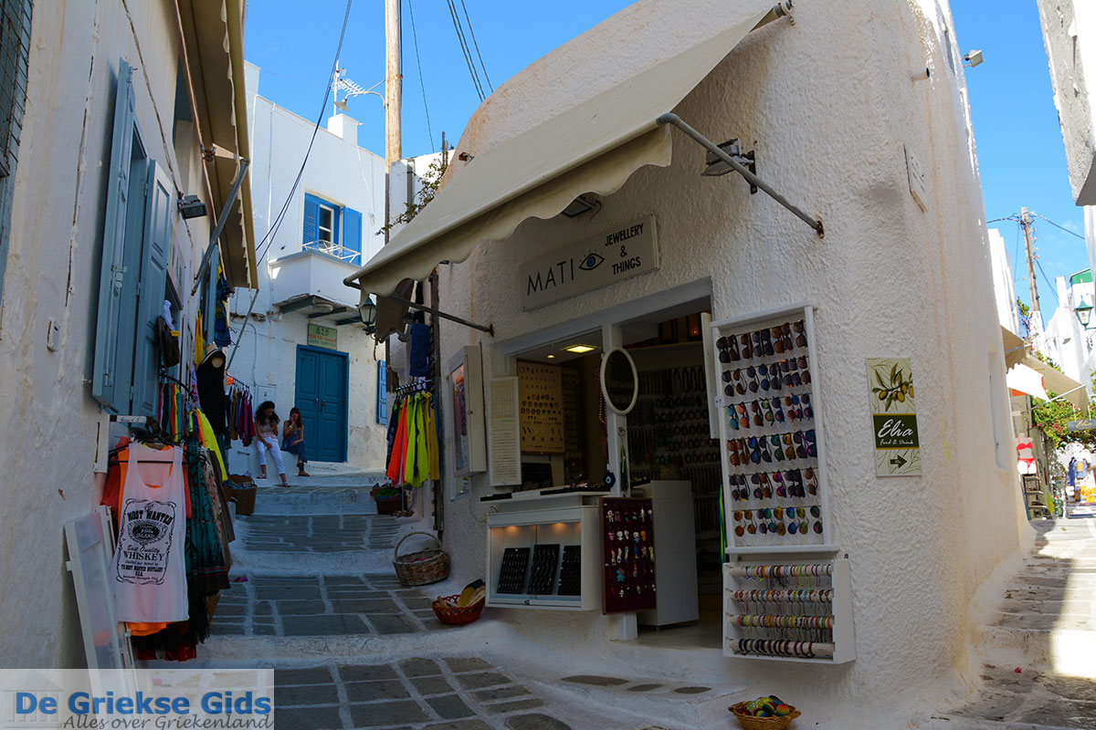 foto Chora Ios - Eiland Ios - Cycladen Griekenland foto 457