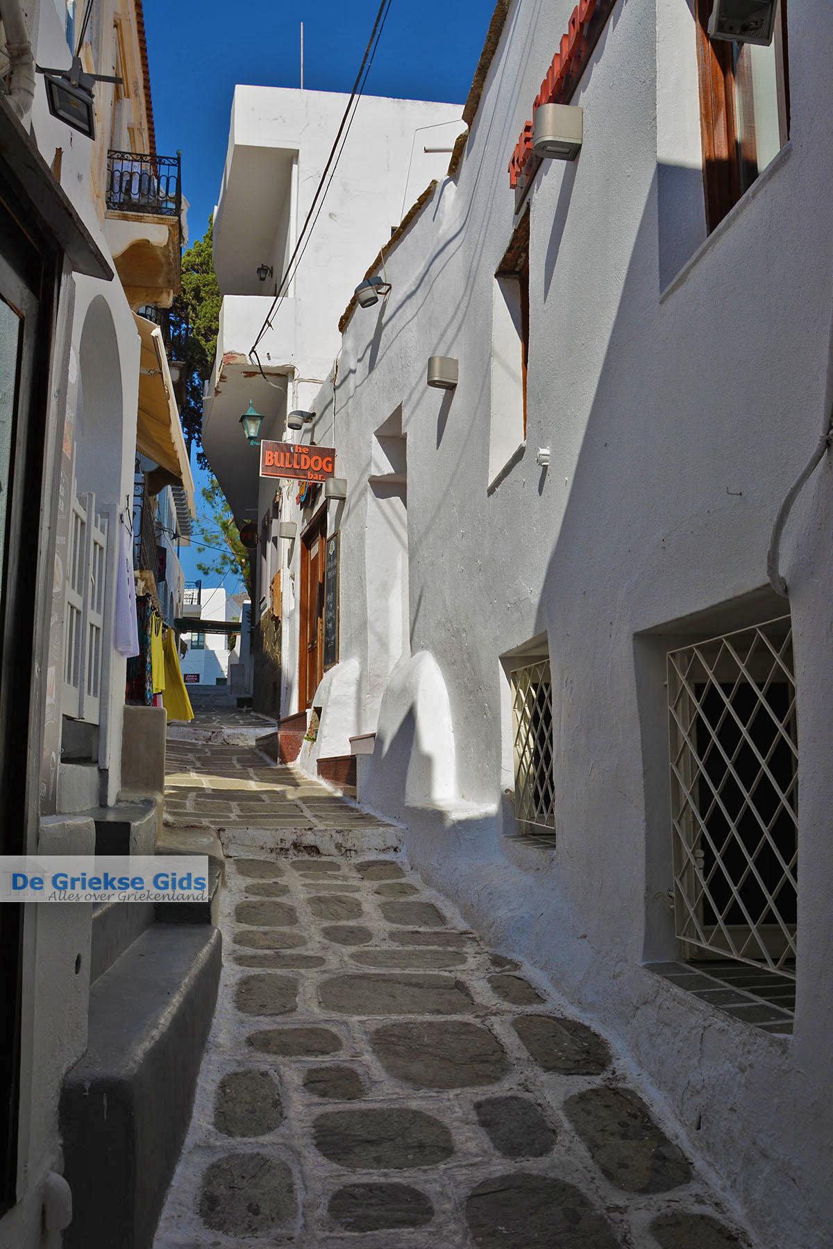 foto Chora Ios - Eiland Ios - Cycladen Griekenland foto 459