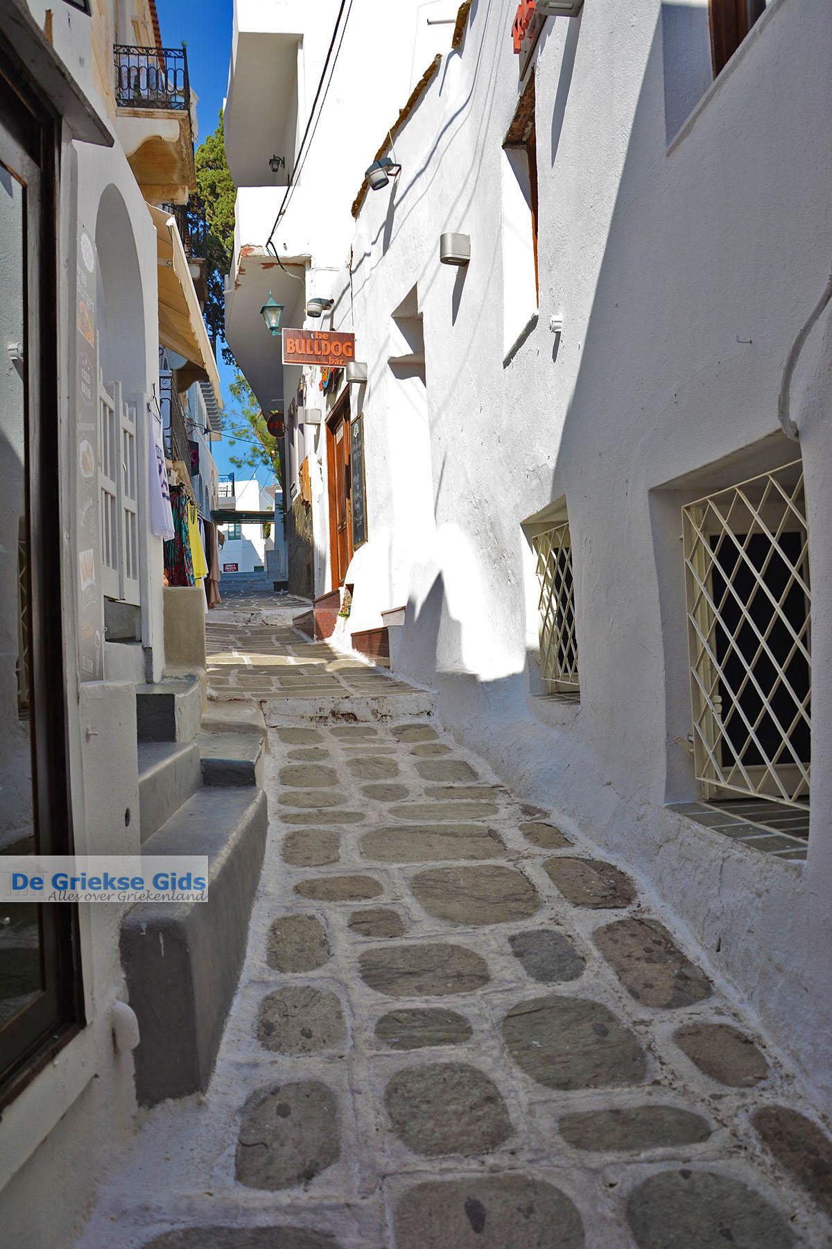 foto Chora Ios - Eiland Ios - Cycladen Griekenland foto 461