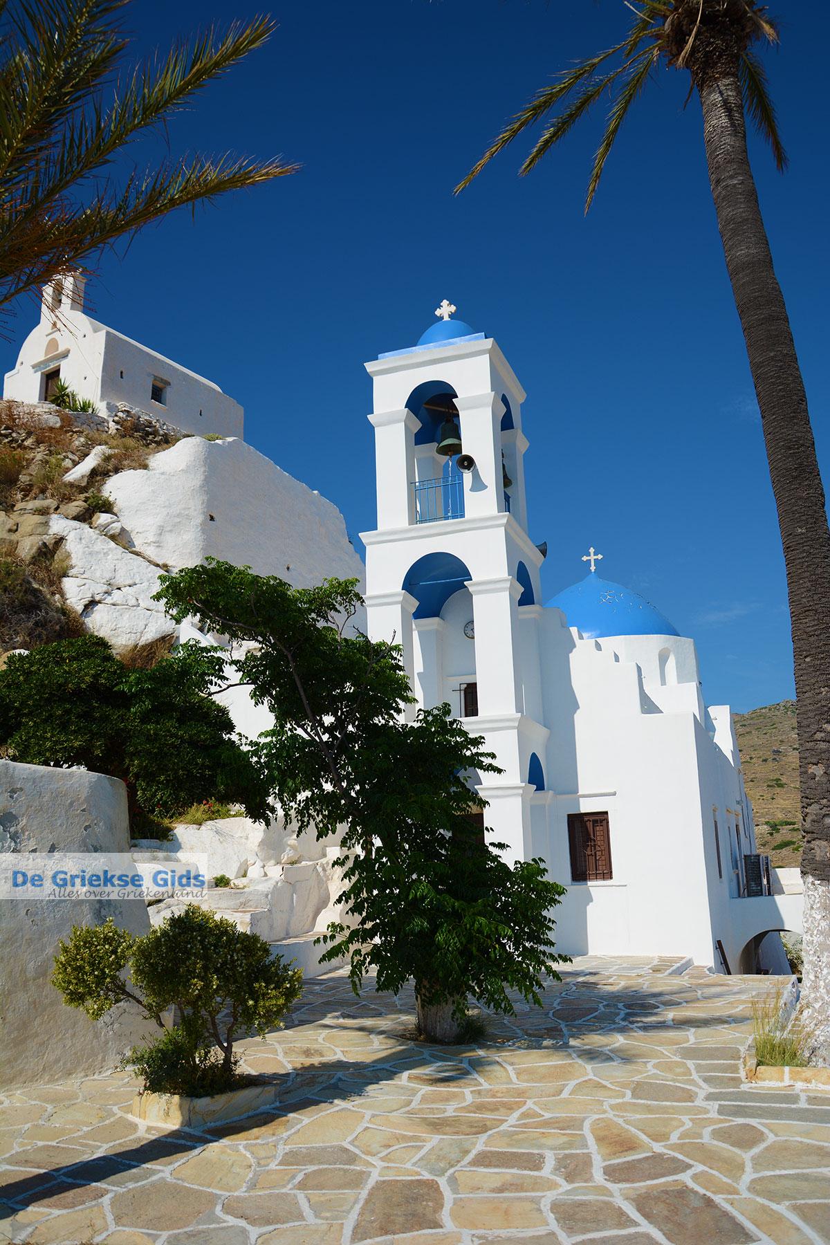 foto Chora Ios - Eiland Ios - Cycladen Griekenland foto 468