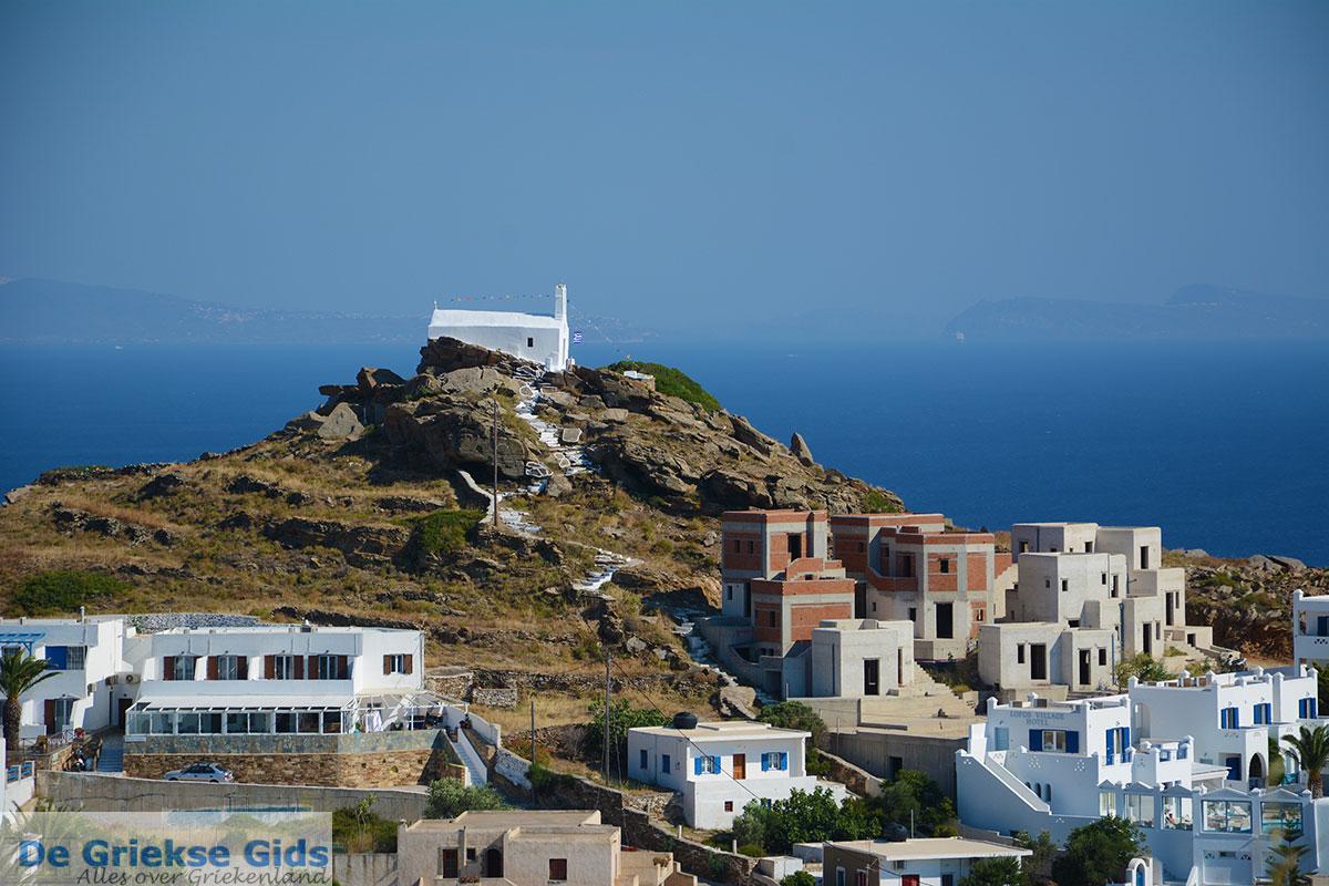 foto Chora Ios - Eiland Ios - Cycladen Griekenland foto 471
