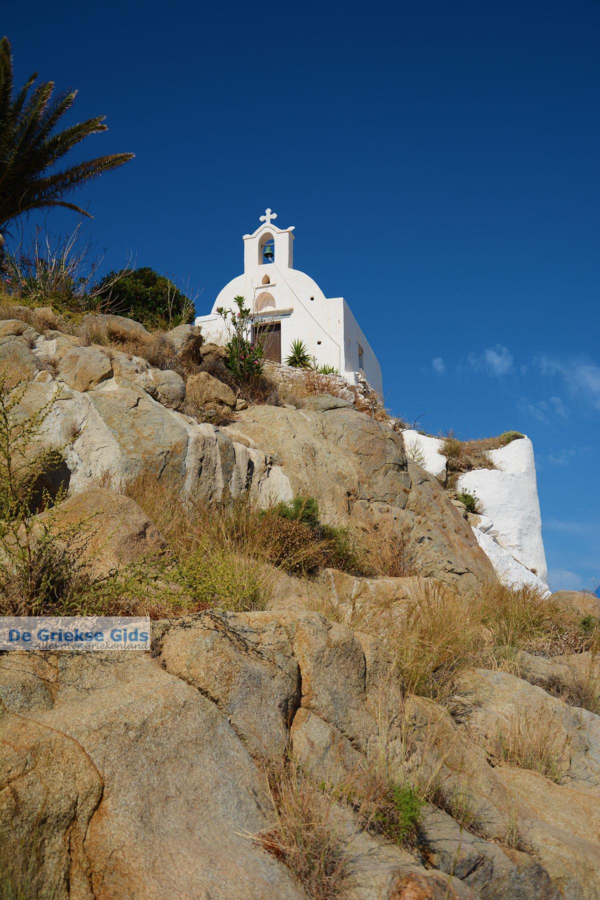 foto Chora Ios - Eiland Ios - Cycladen Griekenland foto 472