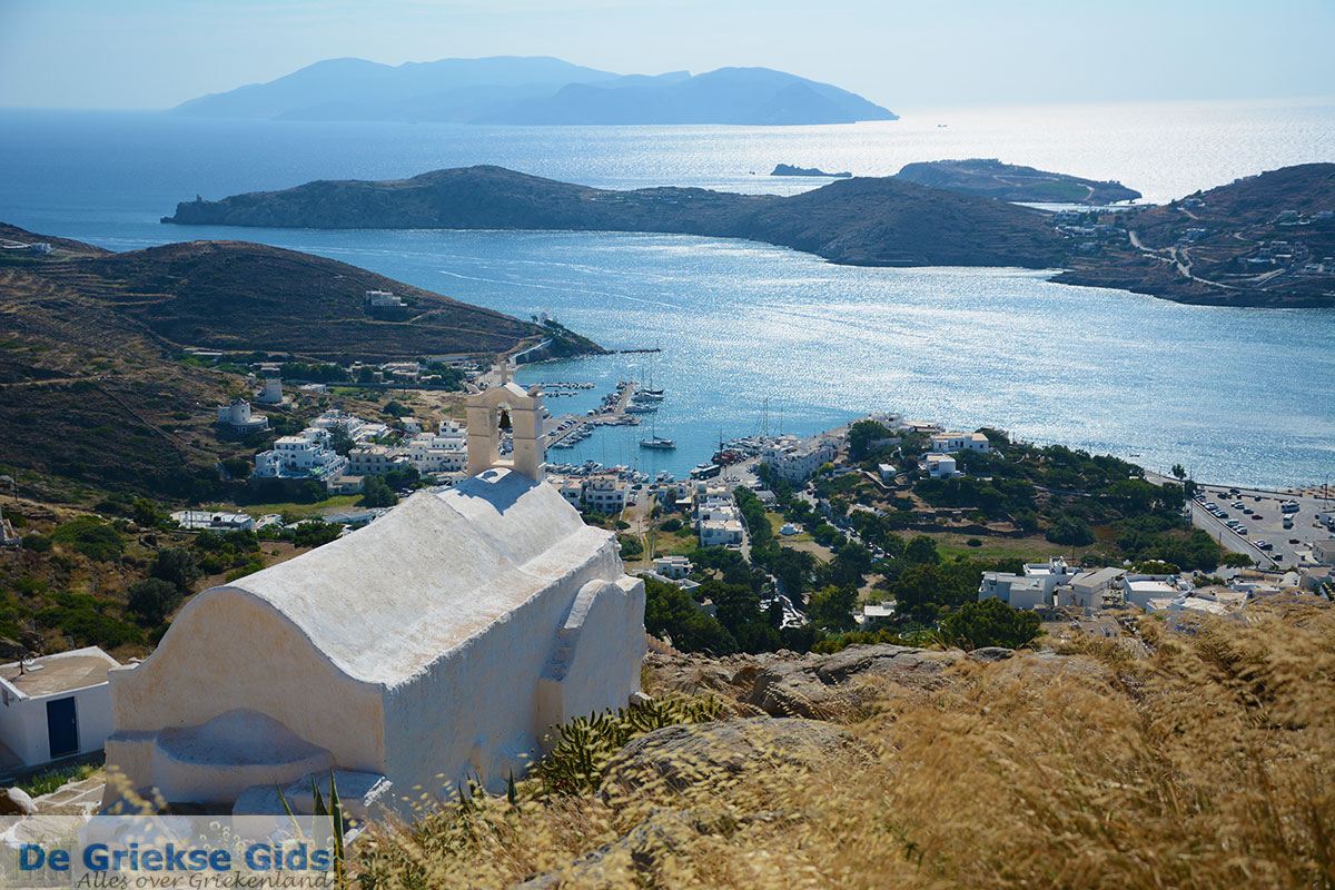 foto Chora Ios - Eiland Ios - Cycladen Griekenland foto 473