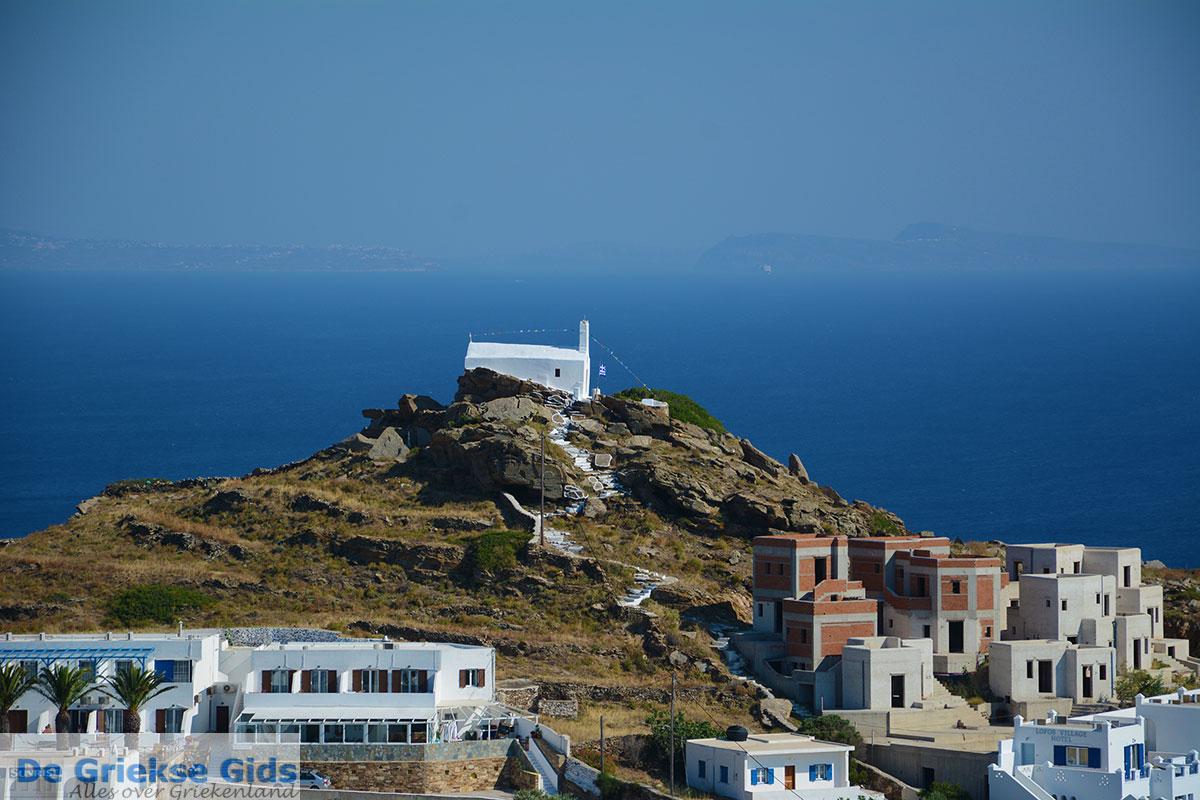 foto Chora Ios - Eiland Ios - Cycladen Griekenland foto 476