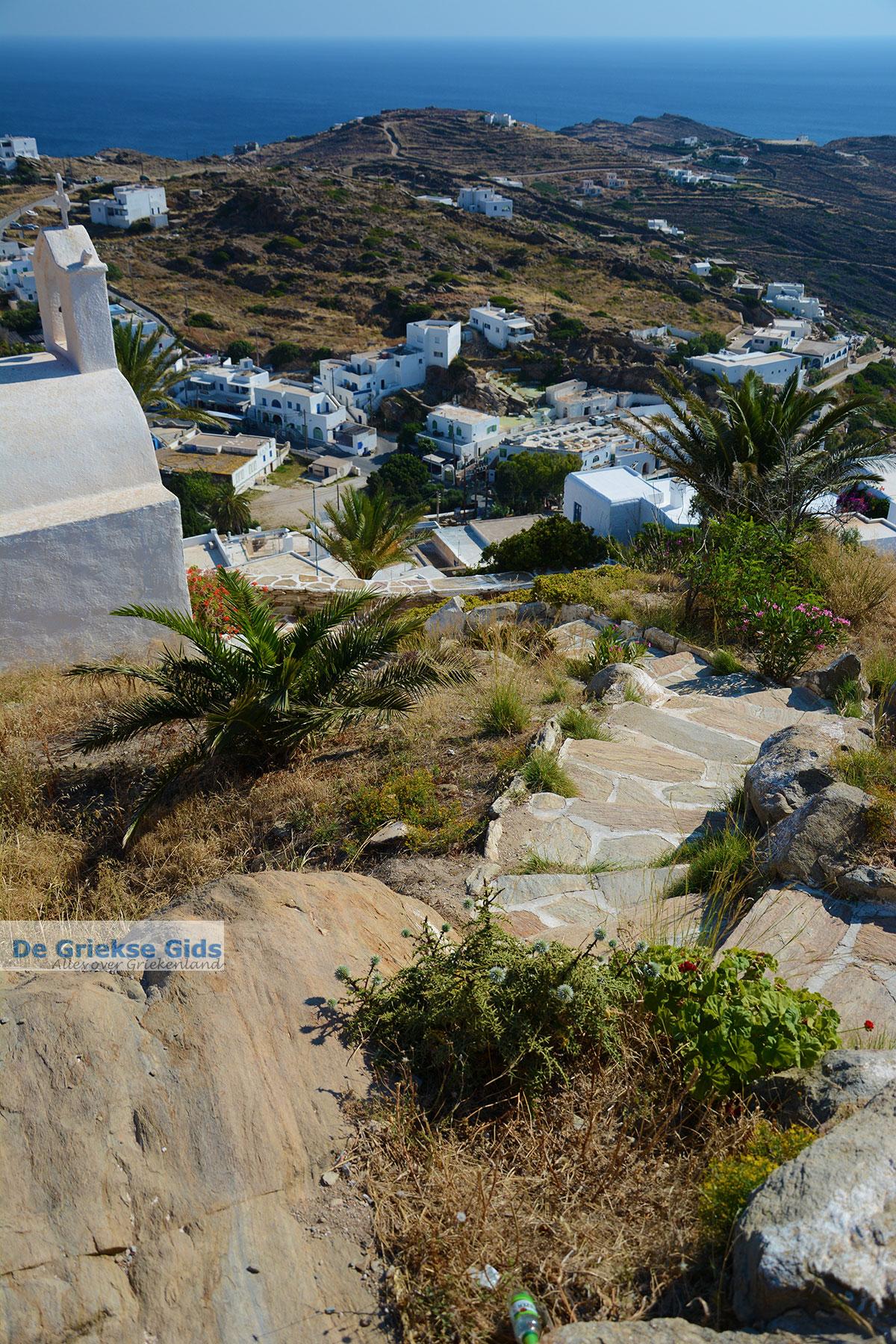 foto Chora Ios - Eiland Ios - Cycladen Griekenland foto 486