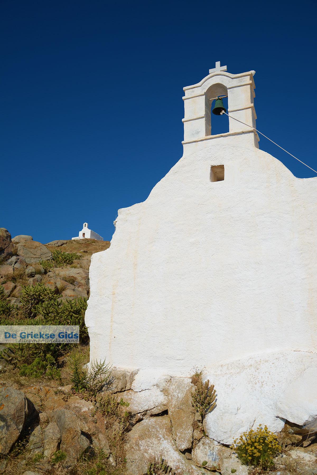 foto Chora Ios - Eiland Ios - Cycladen Griekenland foto 490