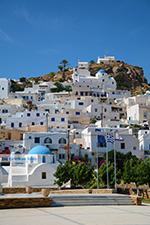 Chora Ios - Eiland Ios - Cycladen Griekenland foto 15 - Foto van De Griekse Gids