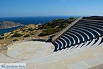 Odysseas Elytis theater Chora Ios - Eiland Ios - foto 62 - Foto van De Griekse Gids