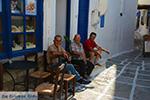 Chora Ios - Eiland Ios - Cycladen Griekenland foto 92 - Foto van De Griekse Gids