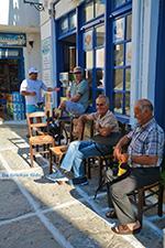 Chora Ios - Eiland Ios - Cycladen Griekenland foto 97 - Foto van De Griekse Gids