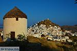 Chora Ios - Eiland Ios - Cycladen Griekenland foto 138 - Foto van De Griekse Gids