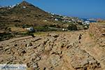 Skarkos Chora Ios - Eiland Ios - Cycladen Griekenland foto 177 - Foto van De Griekse Gids