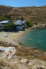 Valmas strand bij Gialos Ios - Eiland Ios - Cycladen foto 212 - Foto van De Griekse Gids