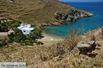 Valmas strand bij Gialos Ios - Eiland Ios - Cycladen foto 219 - Foto van De Griekse Gids