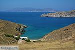 Valmas strand bij Gialos Ios - Eiland Ios - Cycladen foto 221 - Foto van De Griekse Gids