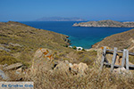 Valmas strand bij Gialos Ios - Eiland Ios - Cycladen foto 223 - Foto van De Griekse Gids