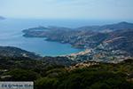 Panorama Mylopotas Ios - Eiland Ios - Cycladen foto 329 - Foto van De Griekse Gids