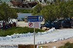 Strand Koumbara Chora Ios - Eiland Ios - Cycladen  foto 406 - Foto van De Griekse Gids