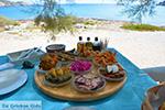 Koumbara Beach bar Chora Ios - Eiland Ios - Cycladen foto 424 - Foto van De Griekse Gids