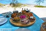 Koumbara Beach bar Chora Ios - Eiland Ios - Cycladen foto 425 - Foto van De Griekse Gids