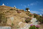 Chora Ios - Eiland Ios - Cycladen Griekenland foto 474 - Foto van De Griekse Gids
