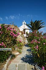 Chora Ios - Eiland Ios - Cycladen Griekenland foto 475 - Foto van De Griekse Gids
