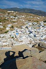 Chora Ios - Eiland Ios - Cycladen Griekenland foto 485 - Foto van De Griekse Gids