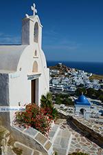 Chora Ios - Eiland Ios - Cycladen Griekenland foto 487 - Foto van De Griekse Gids